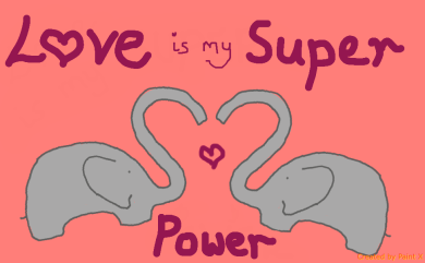 love-is-my-super-power