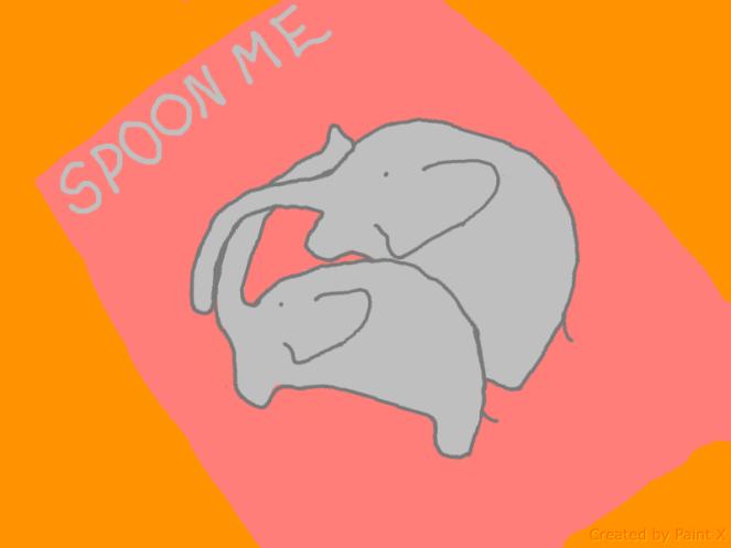 spooning-eles